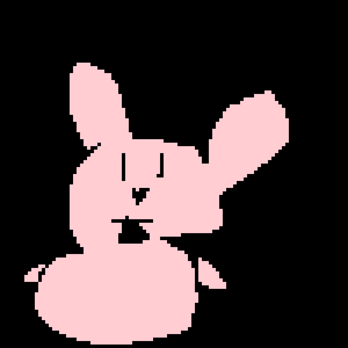 bunny by Anonymous-uwu