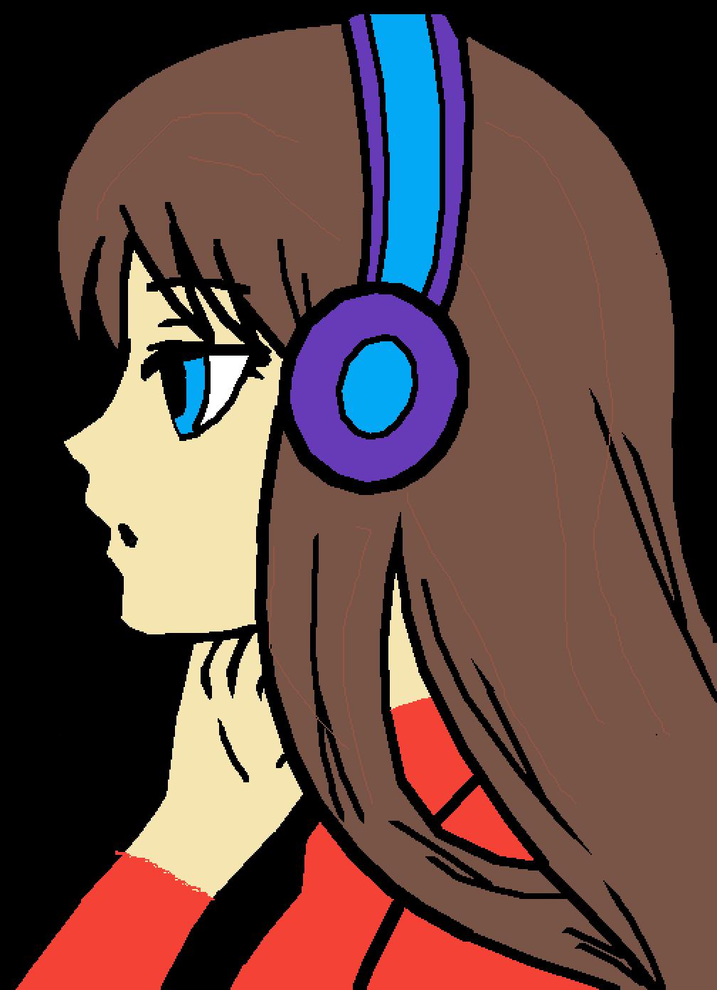 The Music Girl by itsyugurllovlie