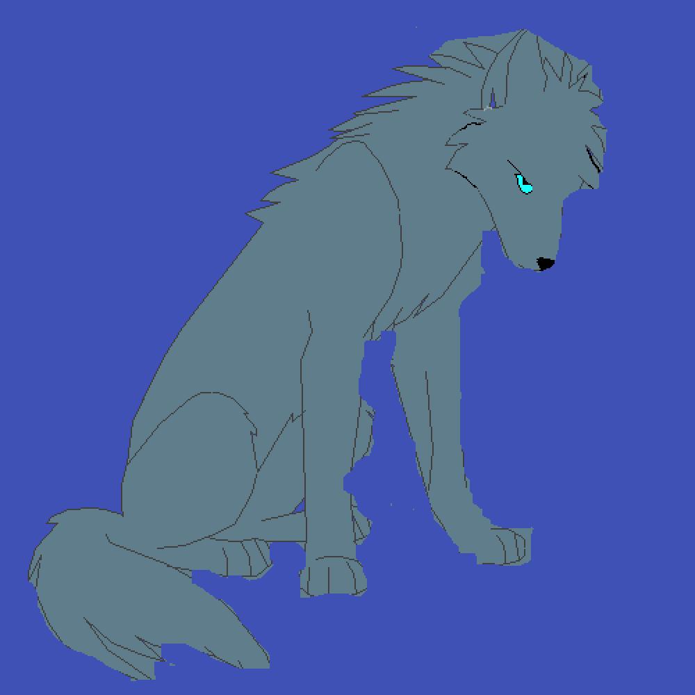 wolf by shada