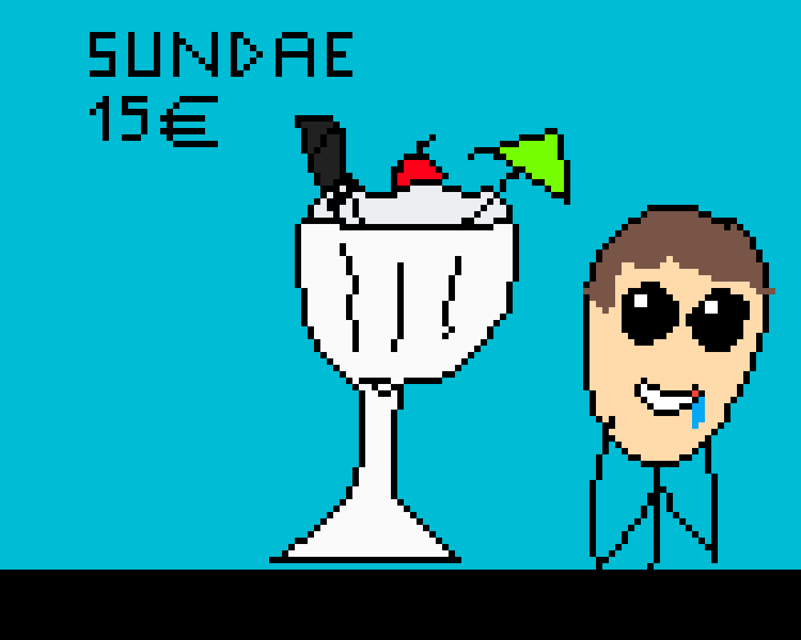 Sundae, sweet sundae by Jurzito05