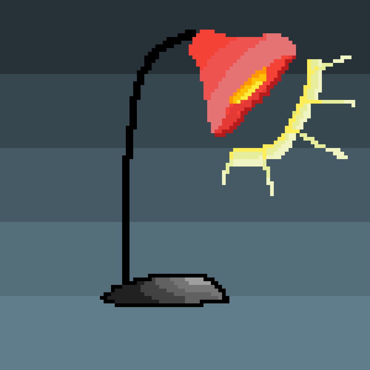 Lamp by DrawingTime