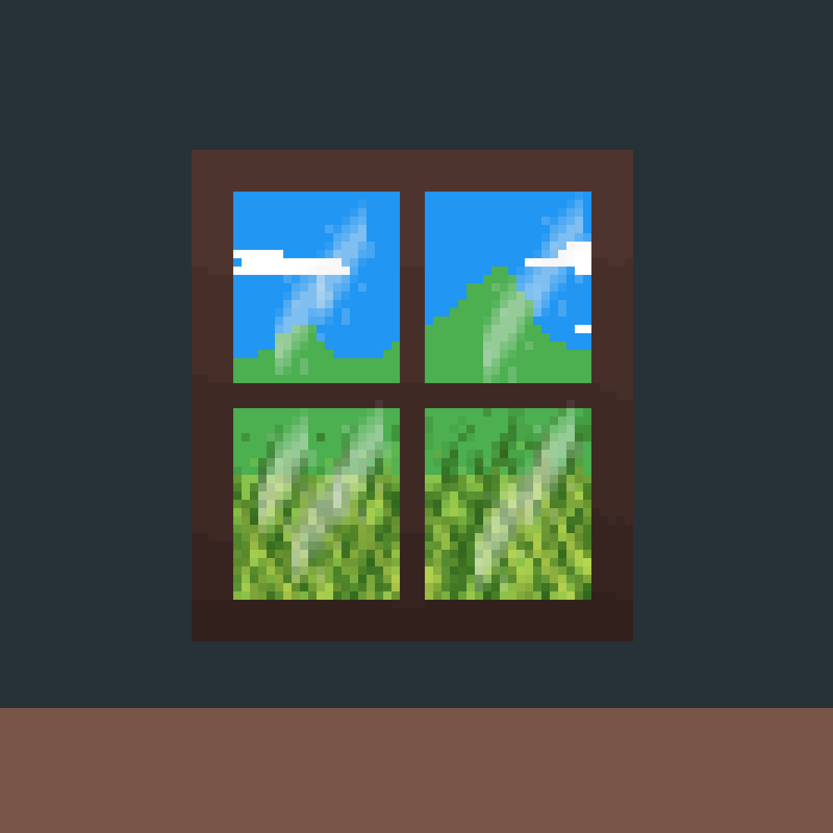main-image-Solitary Window  by KOMBATENT