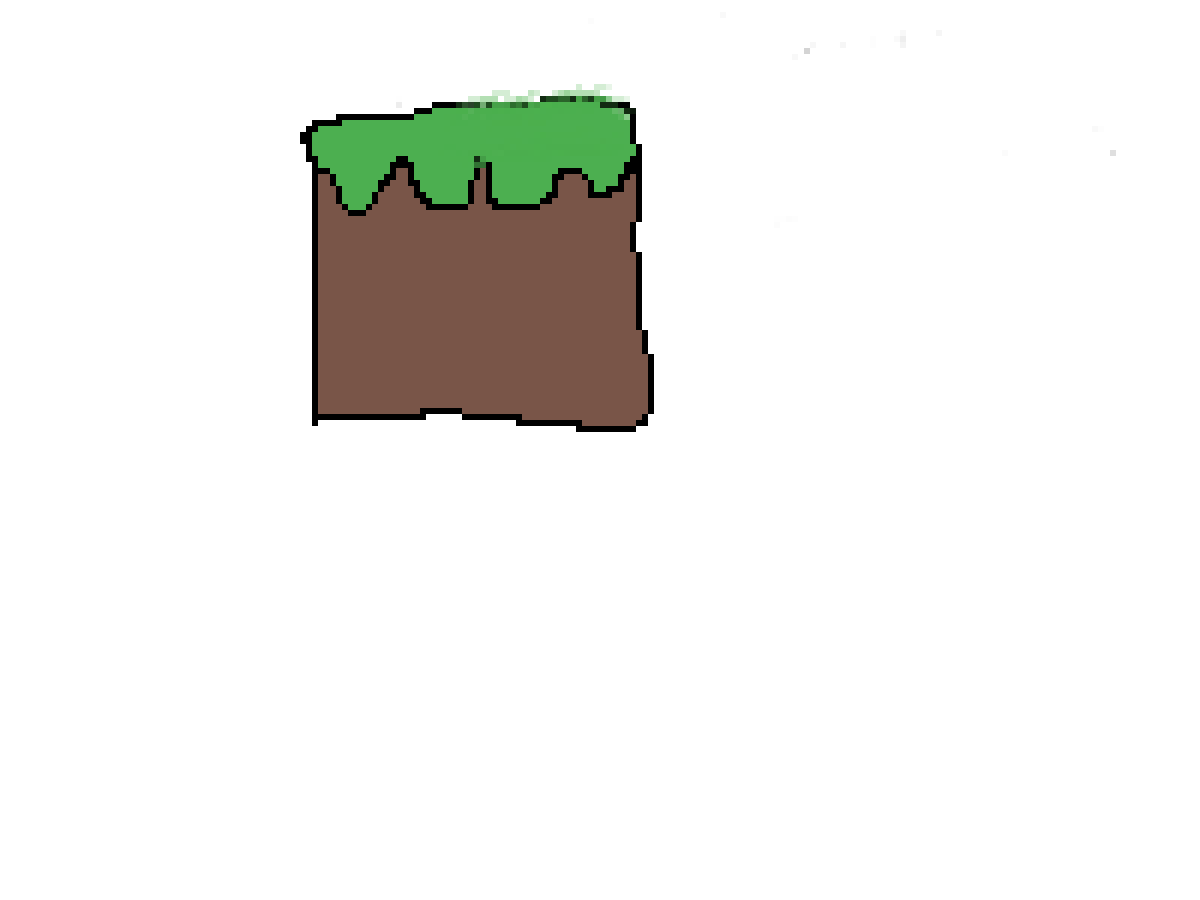 draw your favorite minecraft block or character by DoodlePug4498