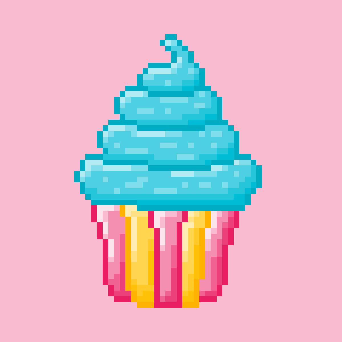 Cupcake by Thoo