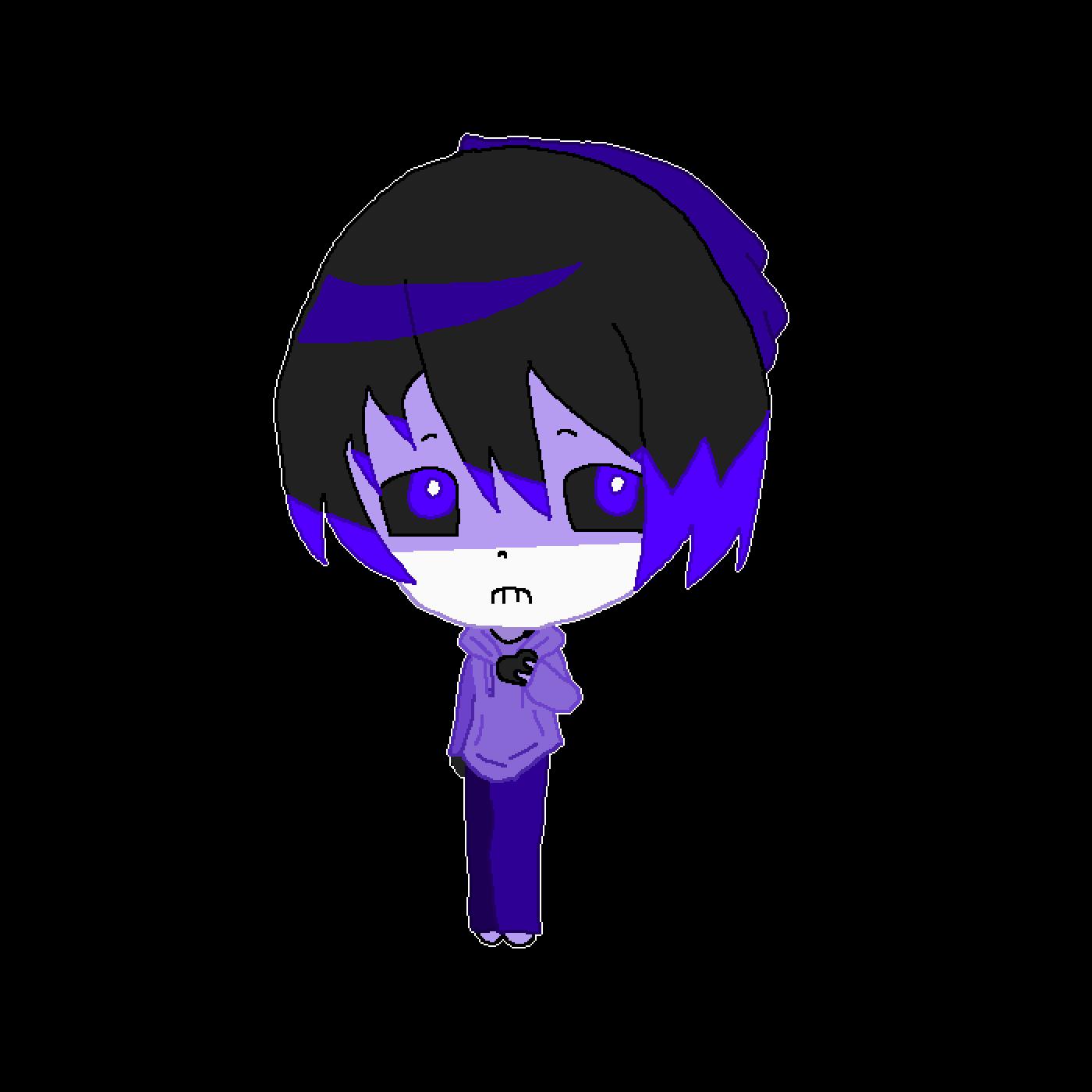 My OC as a Doki by DatFriskyPotato