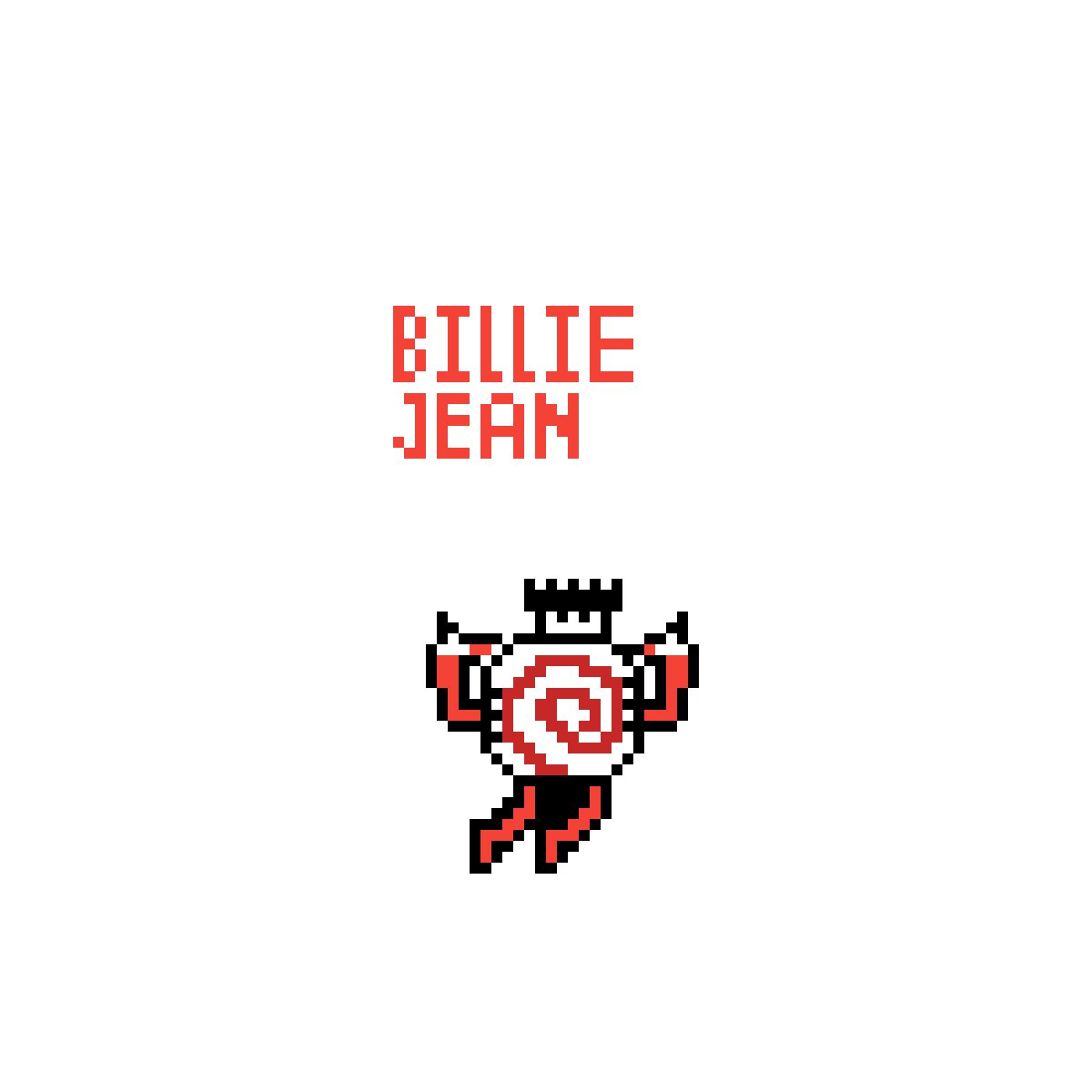 Billie Jean by Crow