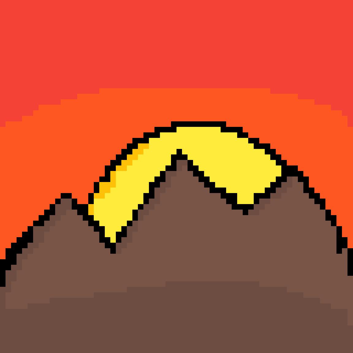 Sunset by HuskyGamer