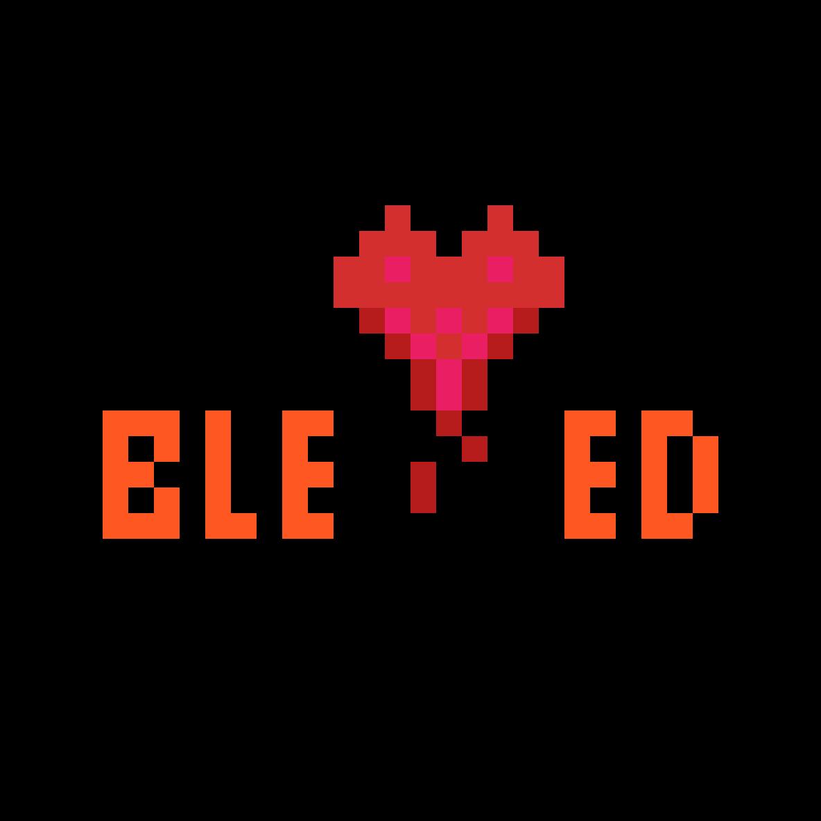 Bleed heart by animatesam