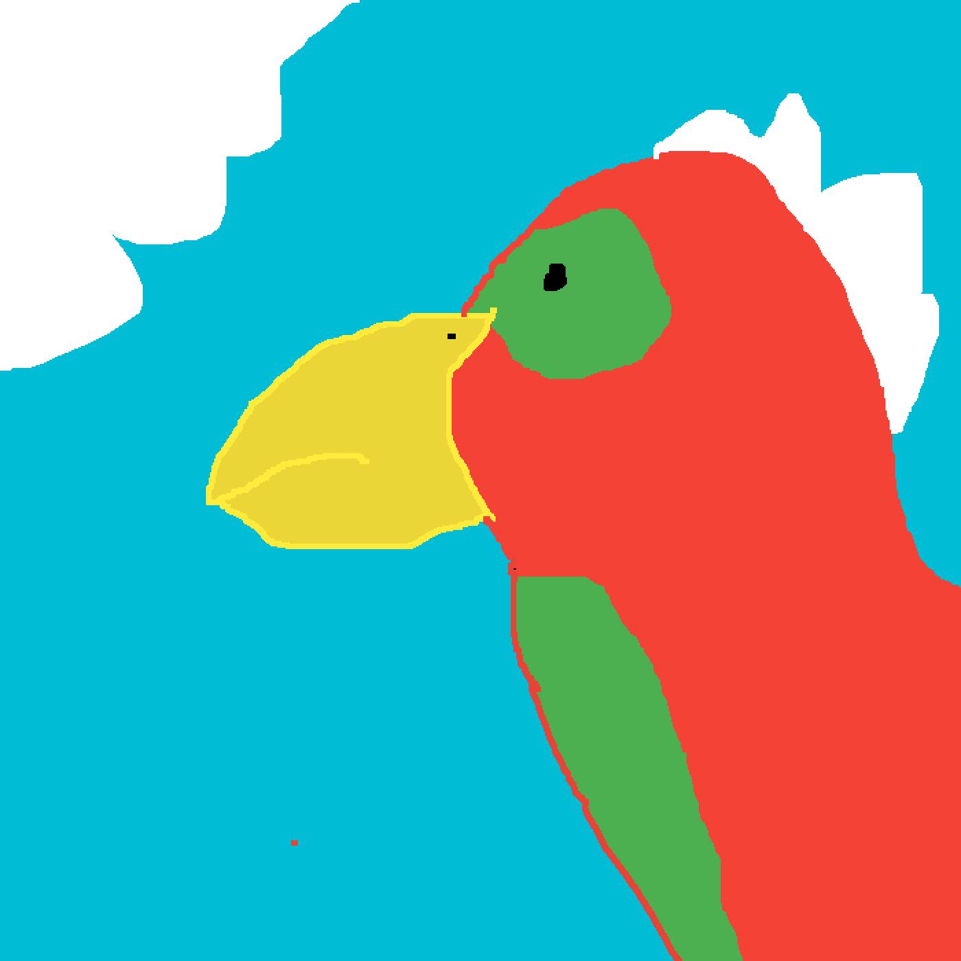 Birdie! by CosmicBlizzzard