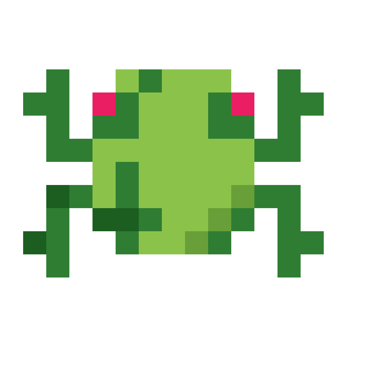 Frogger by TuekEleven