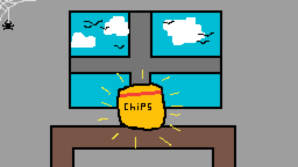 Want some chips! by Daniel2OP