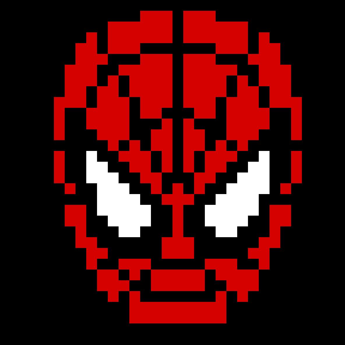 картинки как нарисовать человека паука по клеточкам режиссер, актер, продюсер