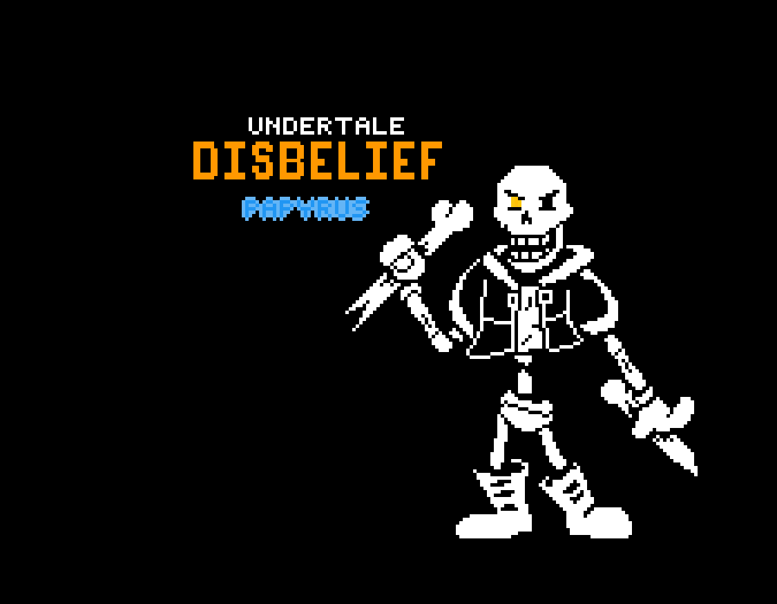 Pixilart - Disbelief Papyrus V 3 Phase 2 by Ennard-Gamer34