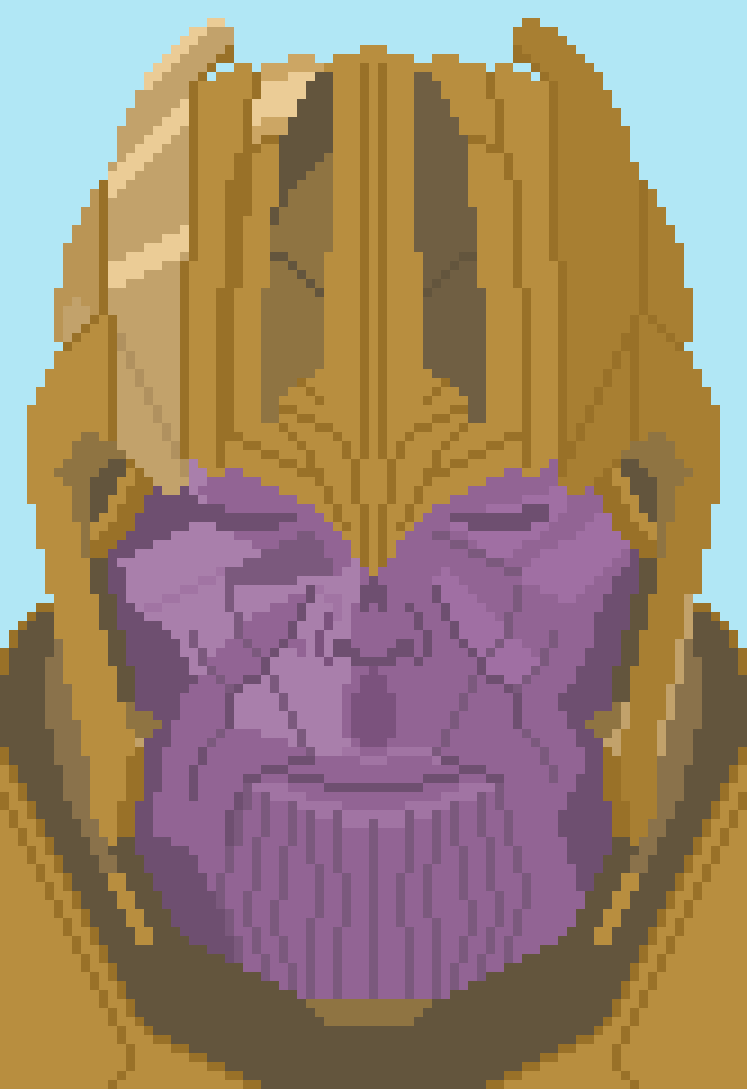The Mad Titan by Pivot