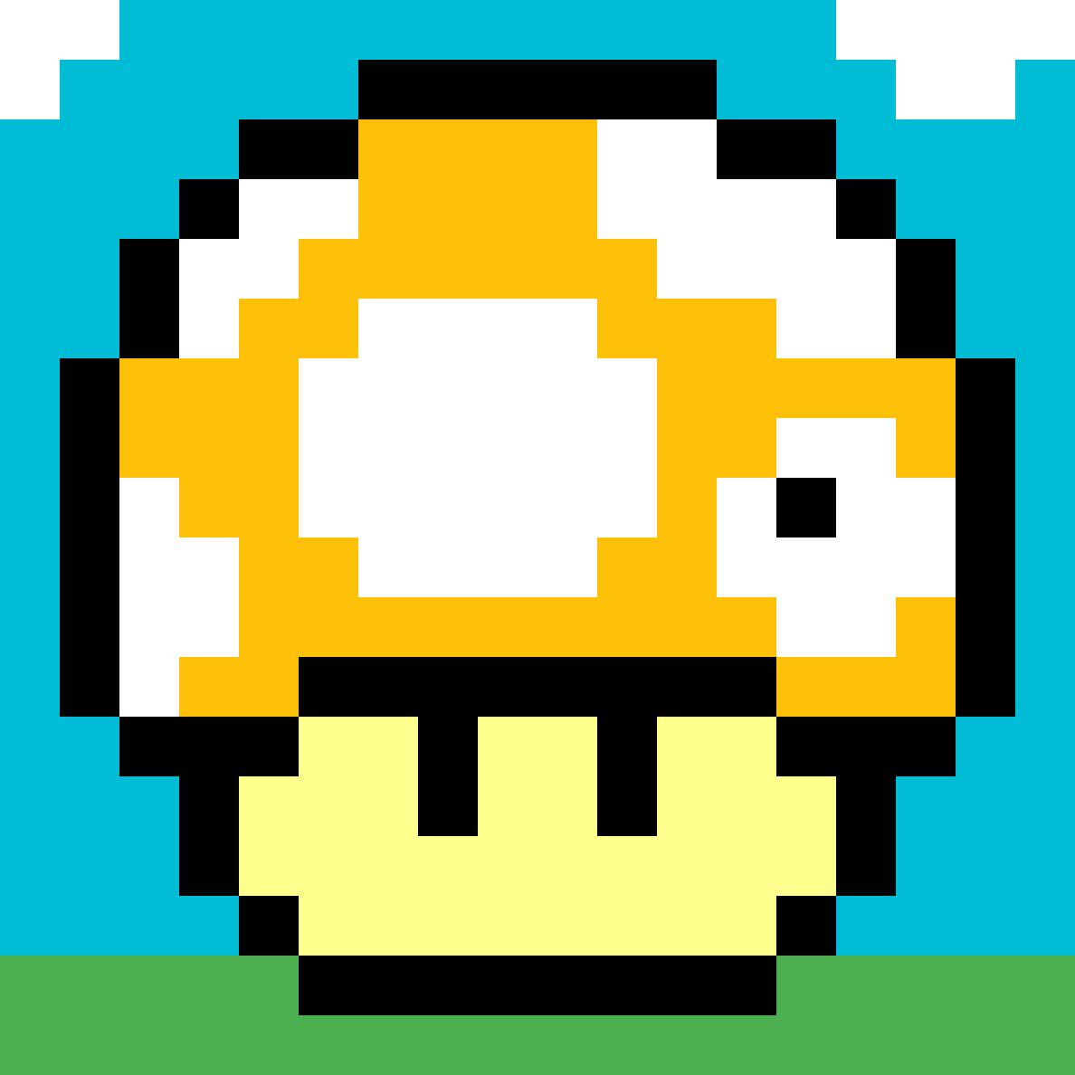 Mushroom Monarch by splashyoat