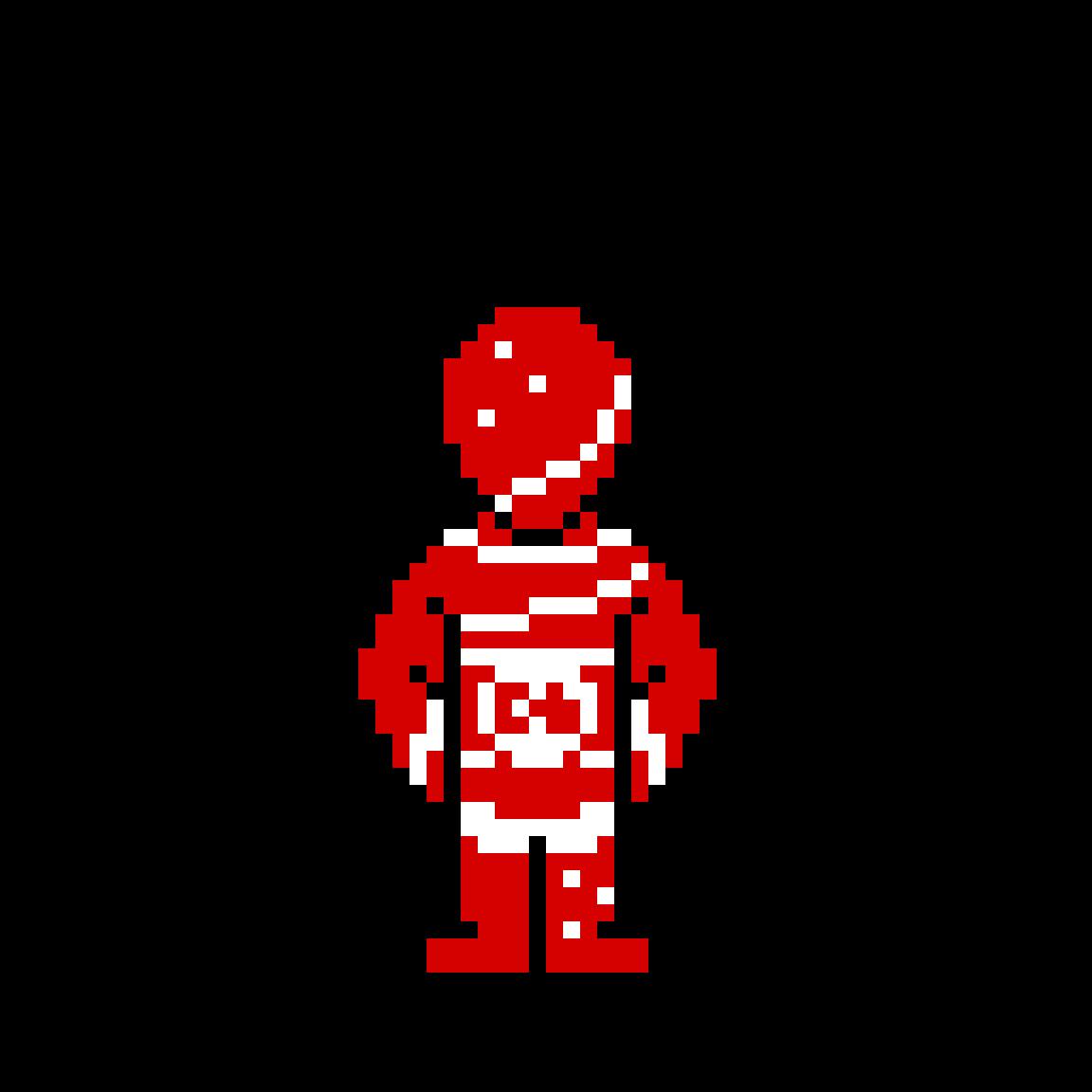 Coke man by MonoandSnow