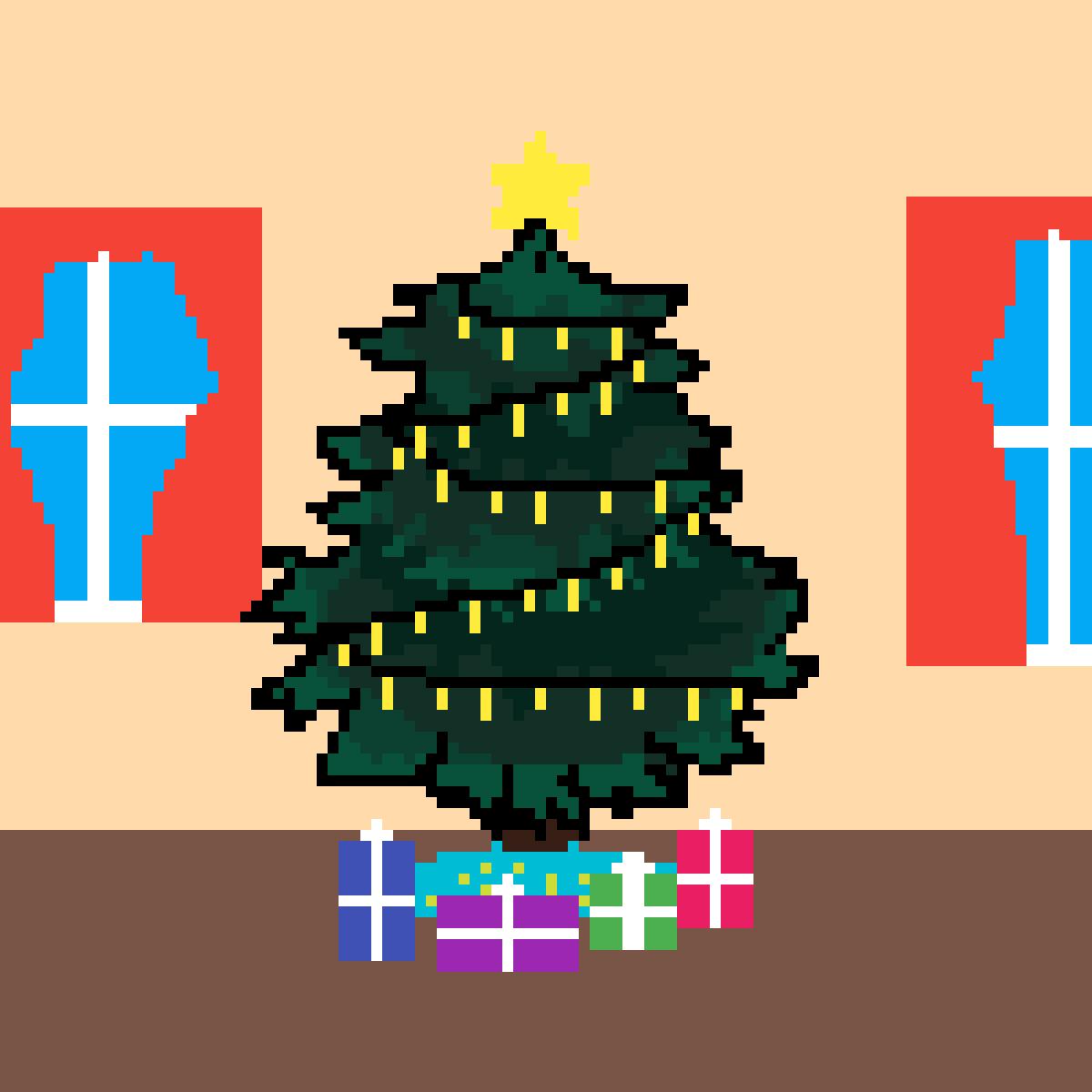 main-image-Christmas tree  by 12507042