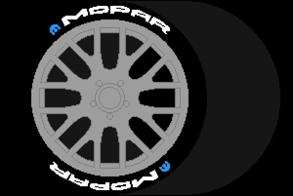 main-image-mopar wheel 3d?  by Daniel2003