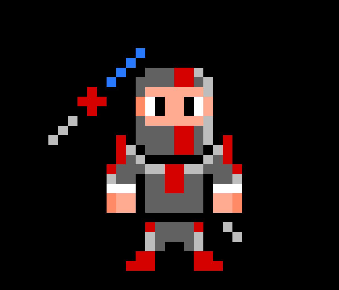 Pixilart Pixel Art Ikonik Fortnite By War10r