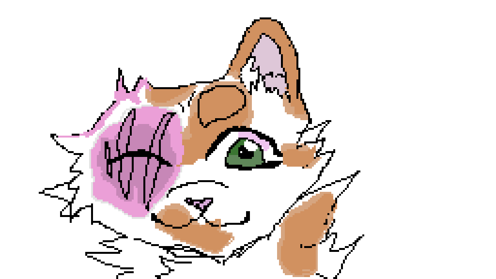 Brightheart from Warriors (For Contest)