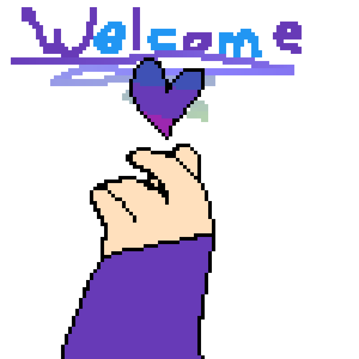 main-image-Welcome~!  by AshleyDraws