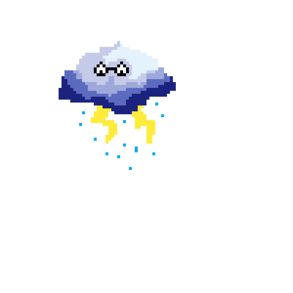 Clumper Cloud by FunnyBunny