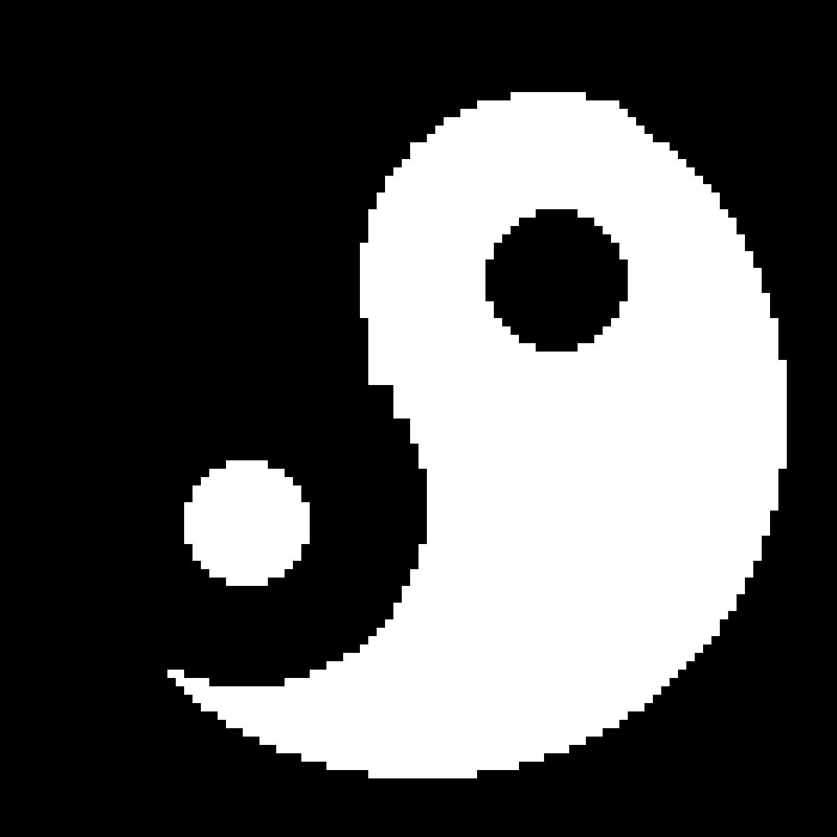 Ying Yang  by Historypanda