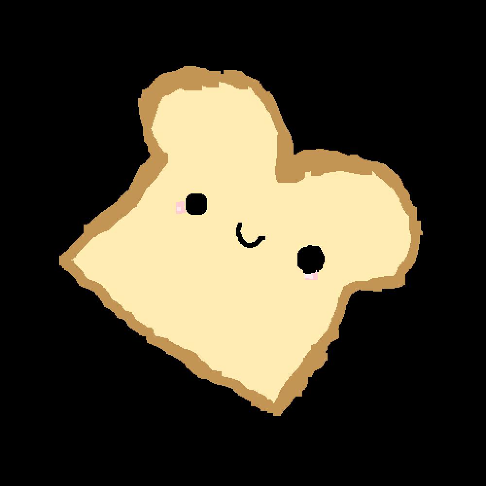 милые картинки хлеба мультяшные резкости