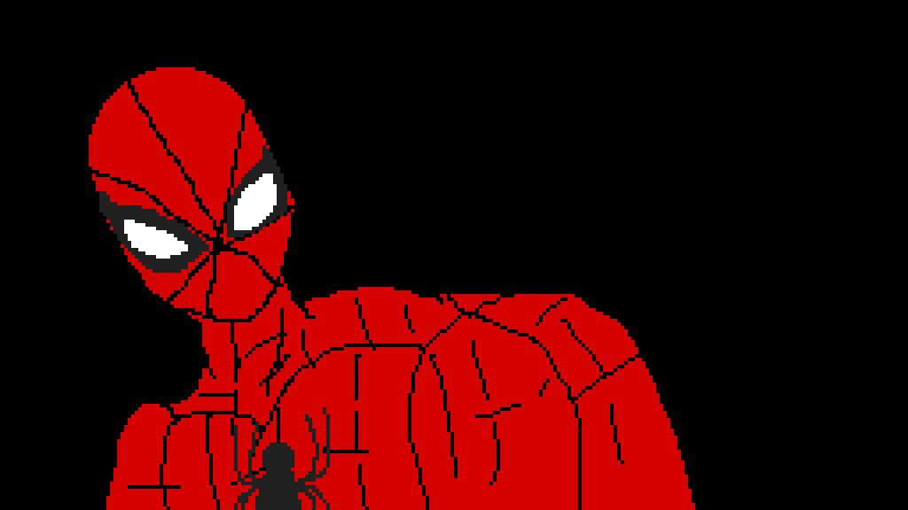 spiderman by Agar