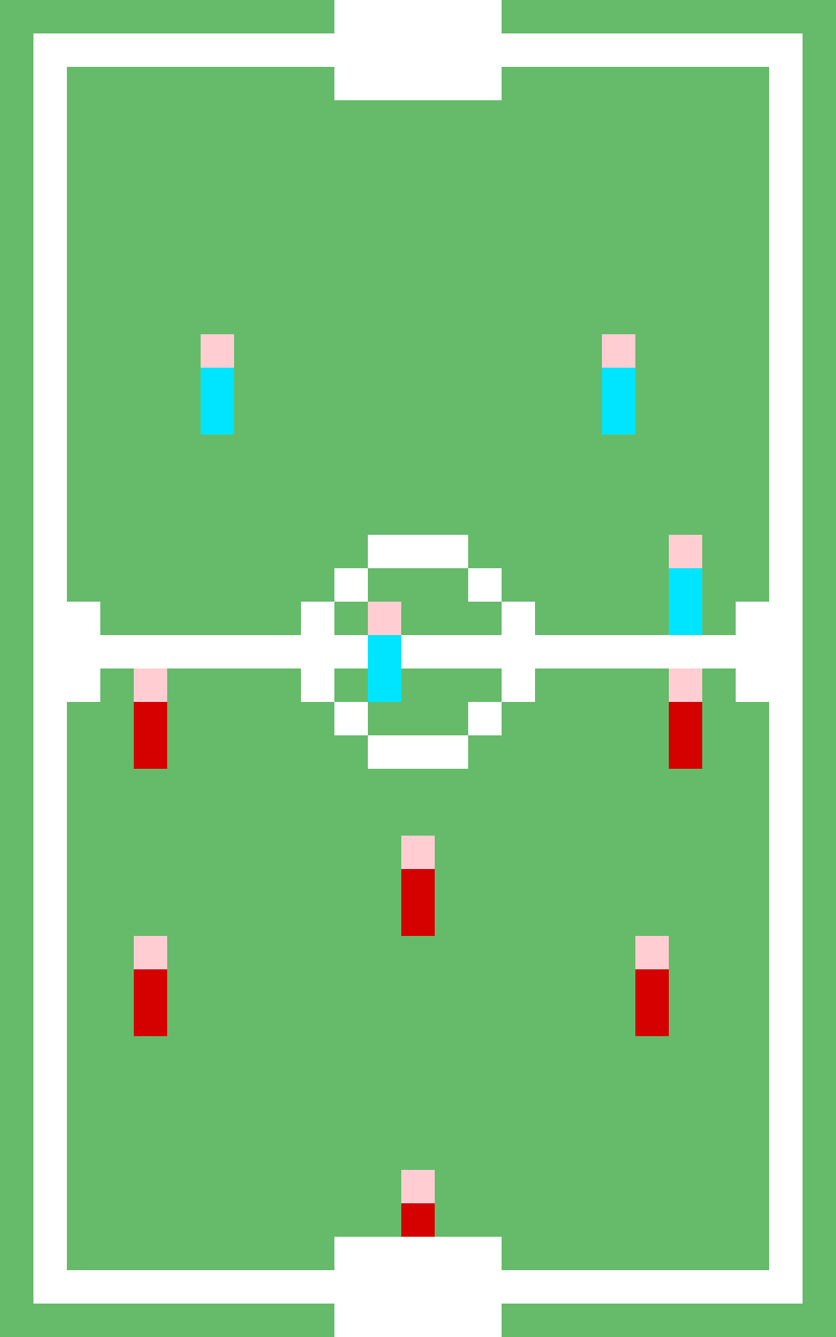 Soccer by Asteroid
