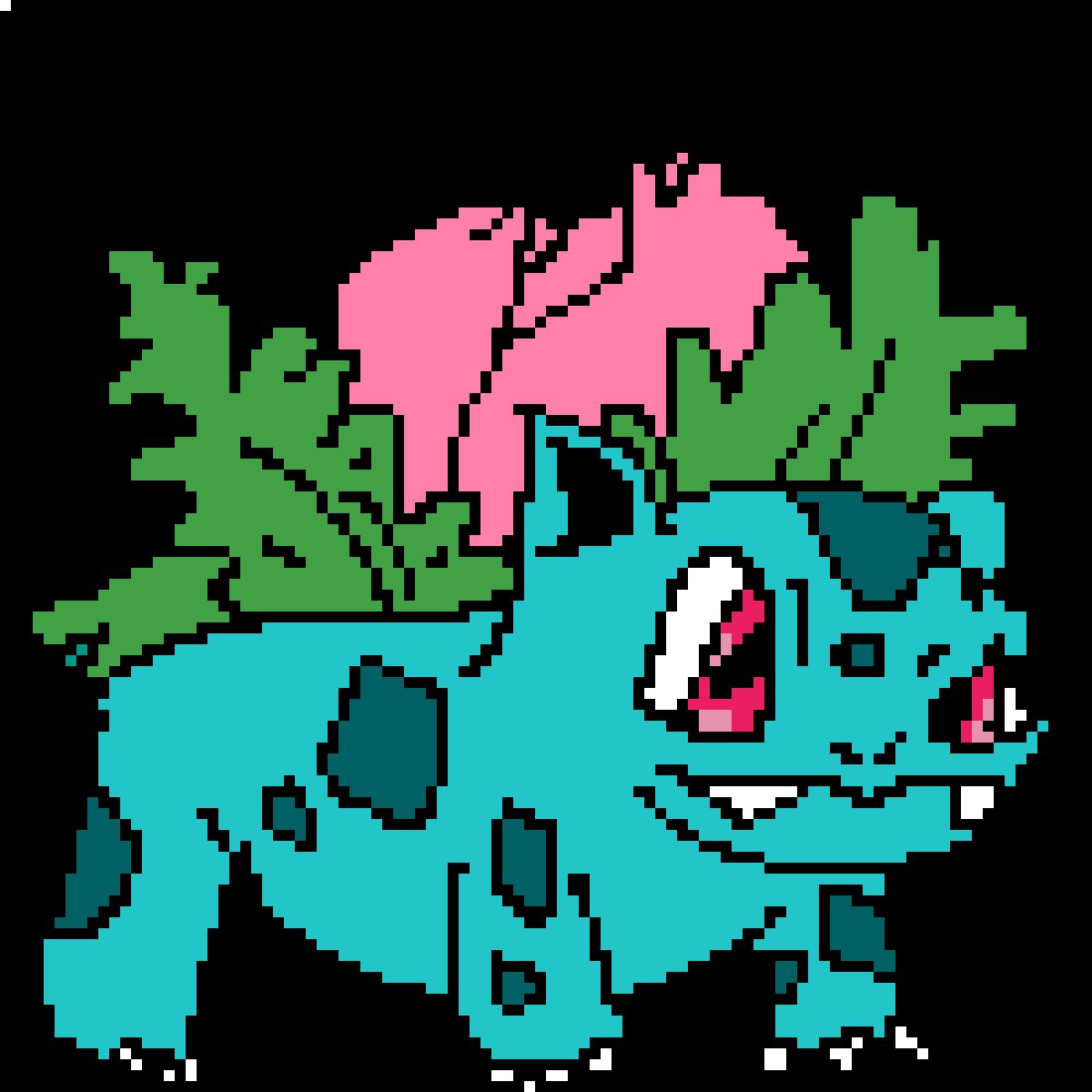 Ivysaur by OctoLeaf