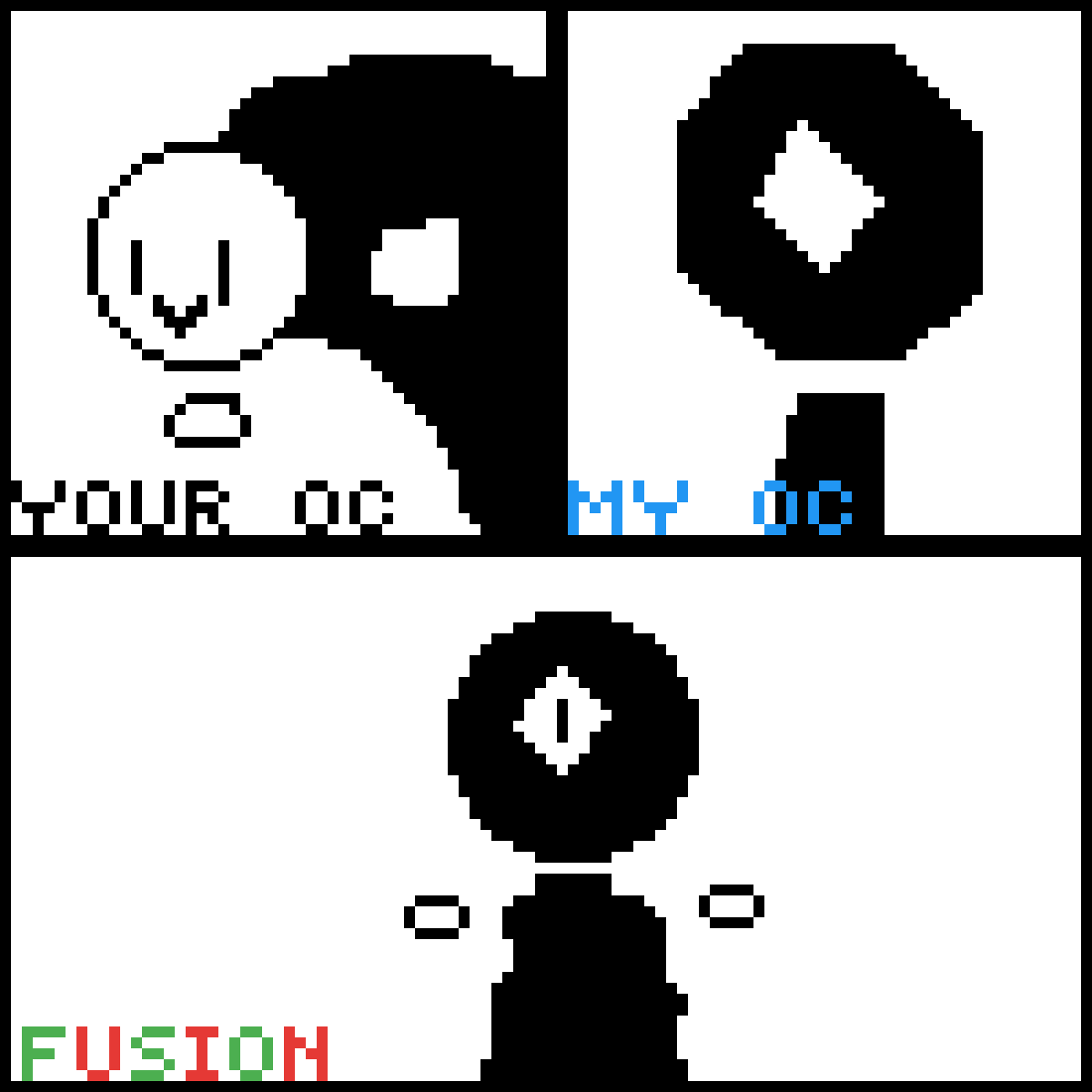 Fusion #1 by Pc100