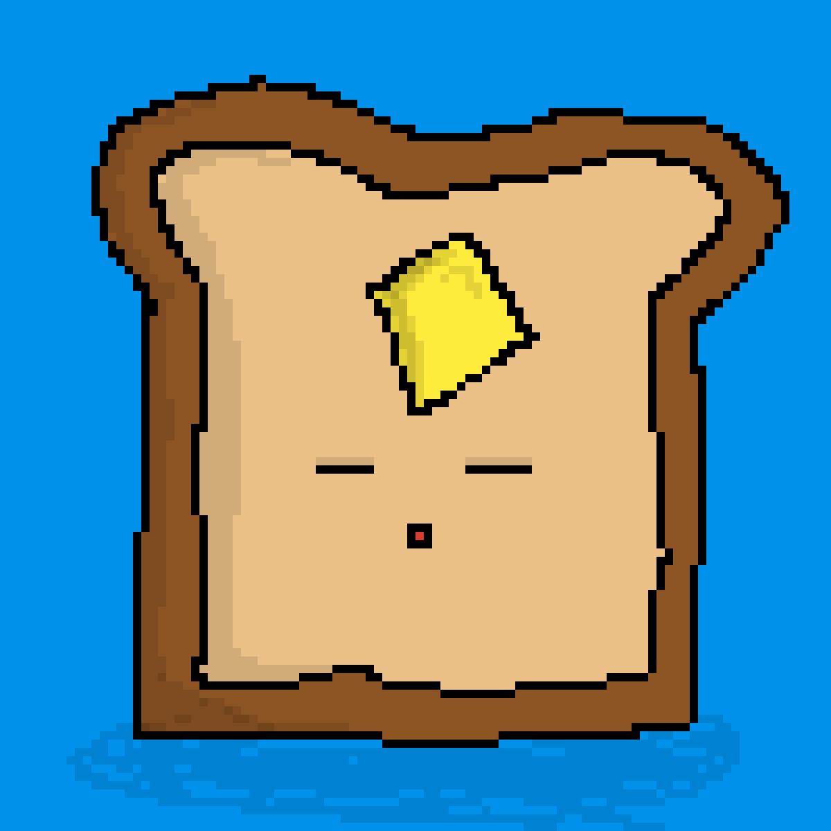 Little Toast by MudBlood21