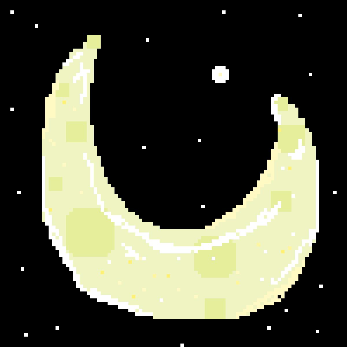 moon by ClemLovesArt