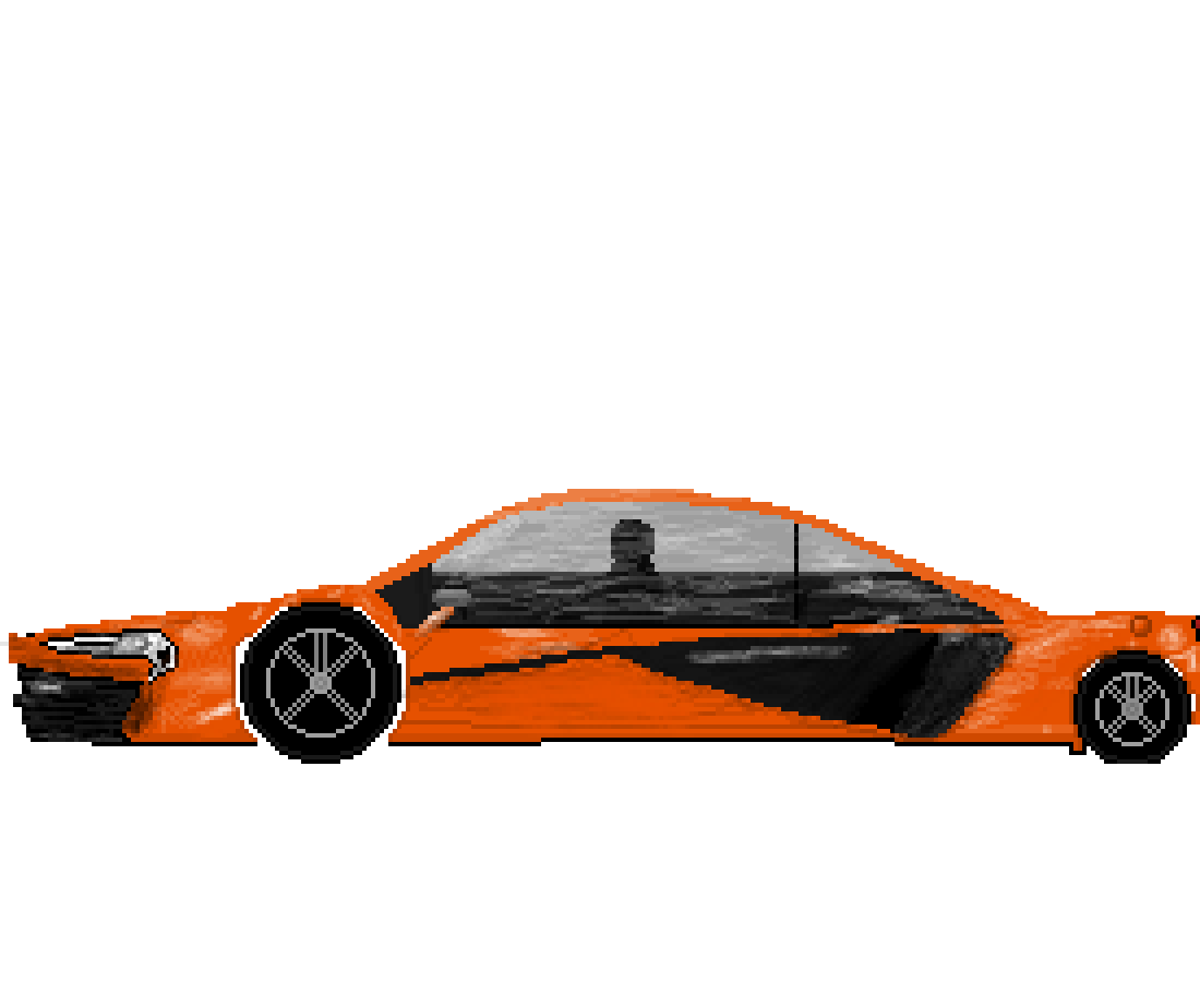 The McLaren by Pixel-Logic