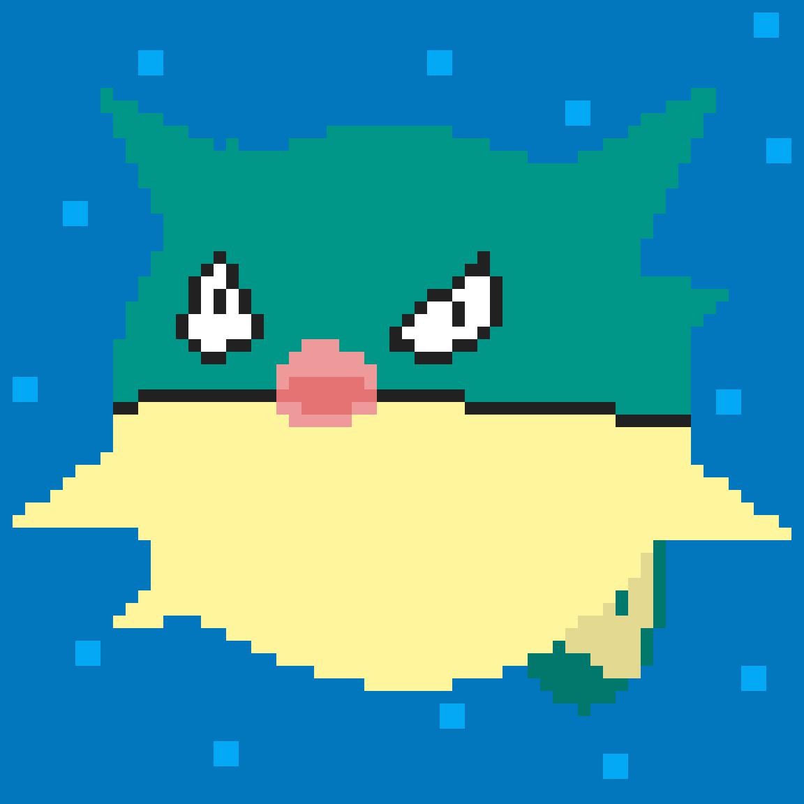 #8 Qwilfish by Willucario