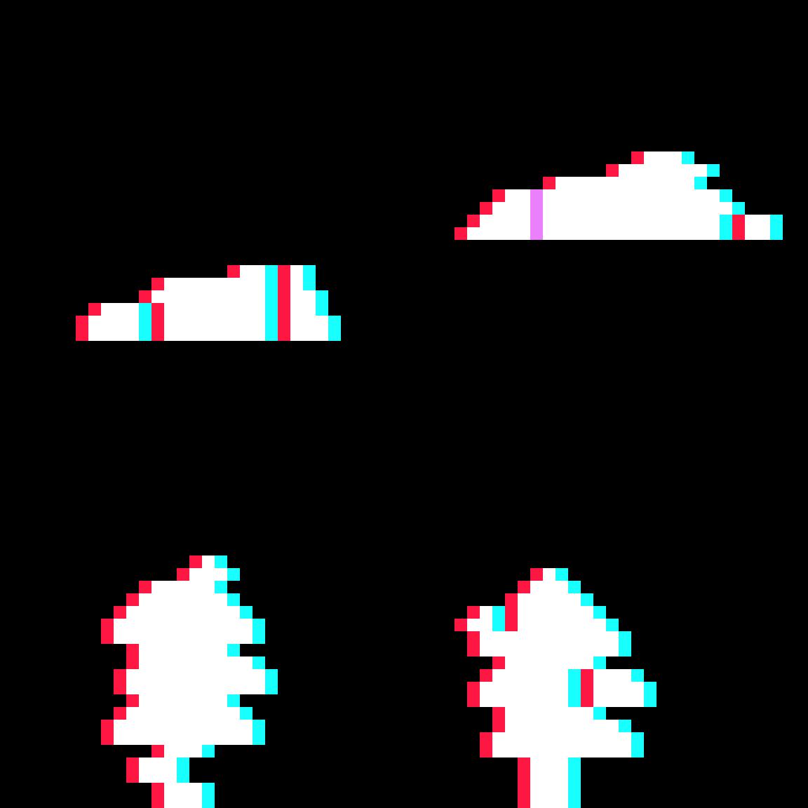 Glitch Land by MR-FIREY