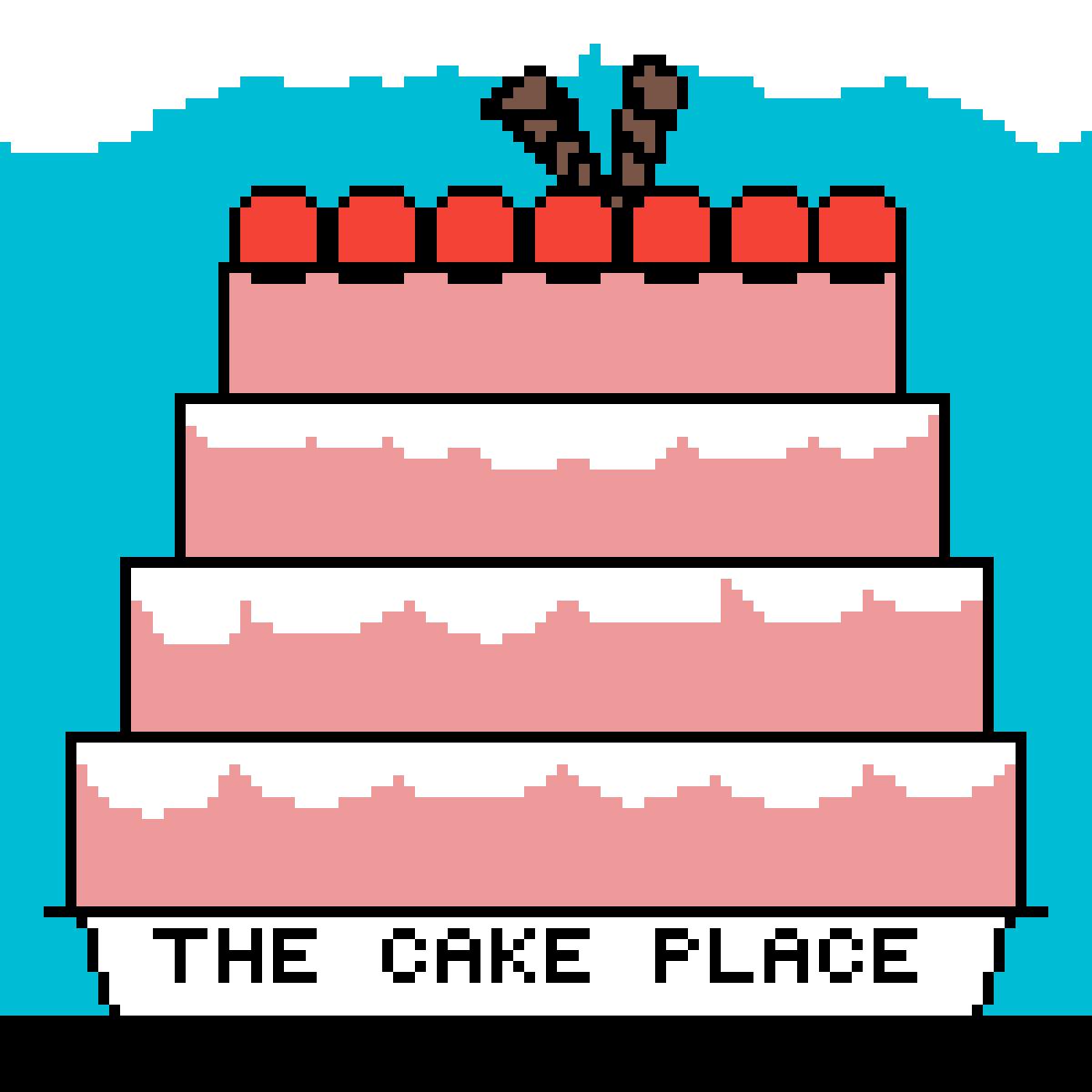 SUM CAKE  by Walkel26