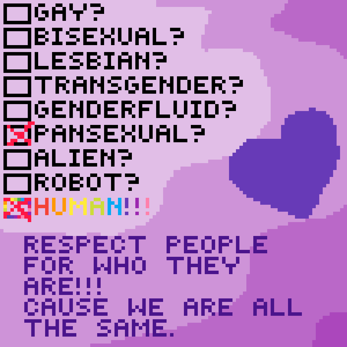 PRIDE!!!! by Depressed-Cats
