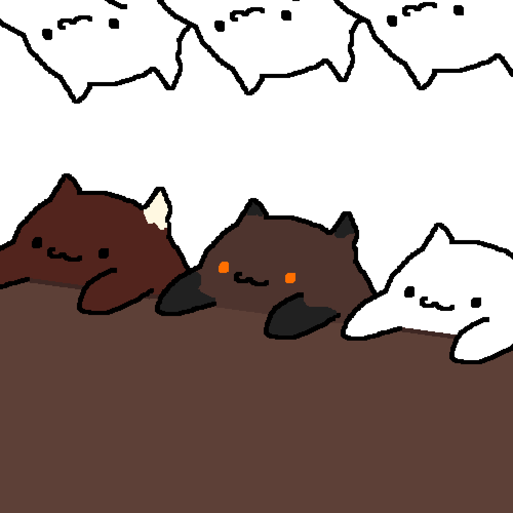 Bongo Cat collab! :3 by AmberBolt