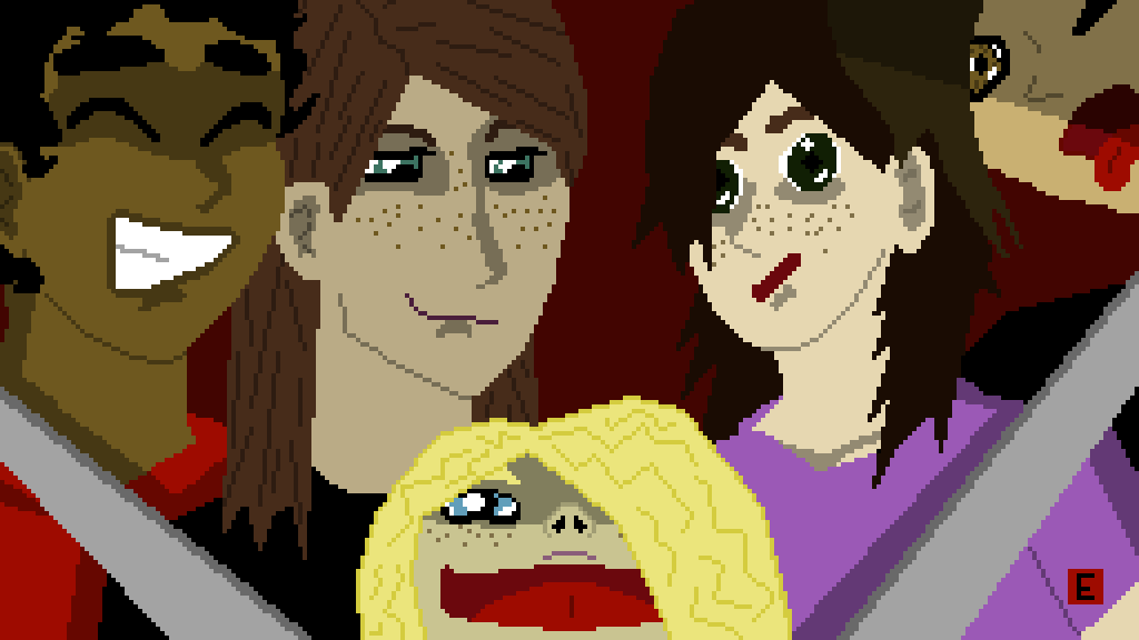main-image-Liv, Sam, Emma, Helen, and Me~  by elliephontastic
