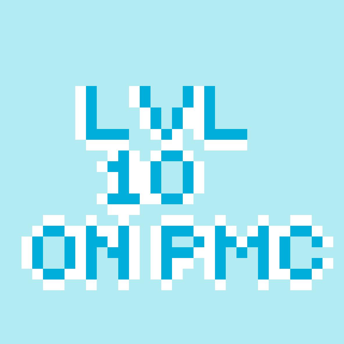 Lvl 10 on pmc!