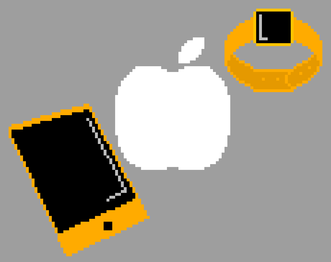 apple phone, apple watch, apple my @$$ by robot-cat-3000