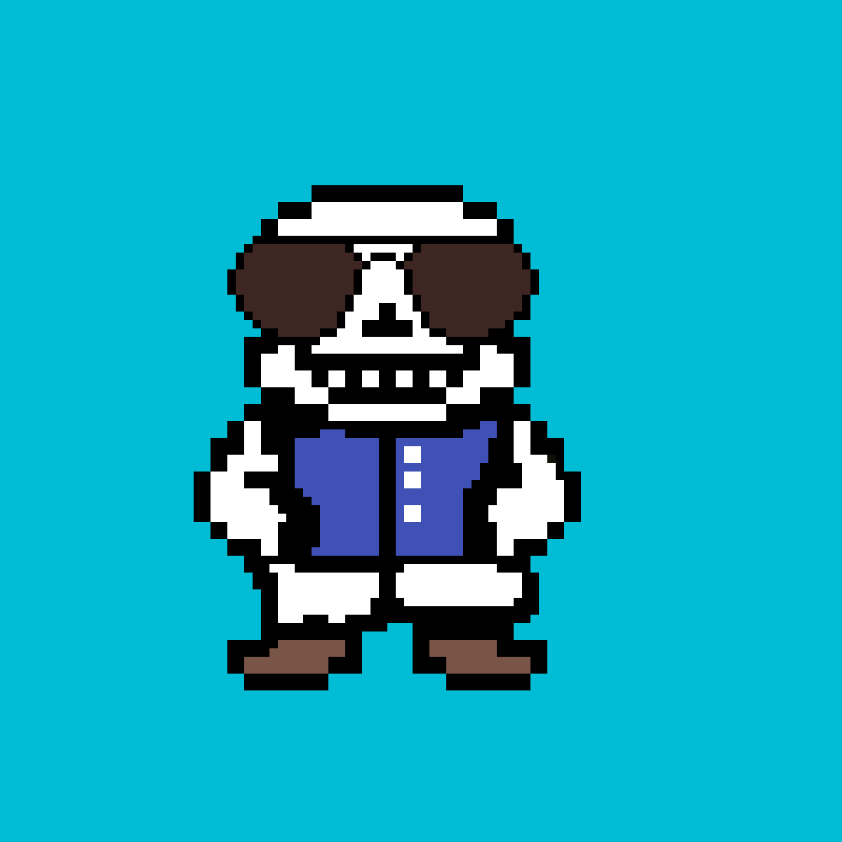 Pilot sans by draw-with-me