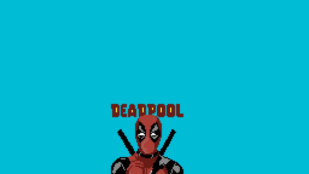 DeadPool by PokeUser