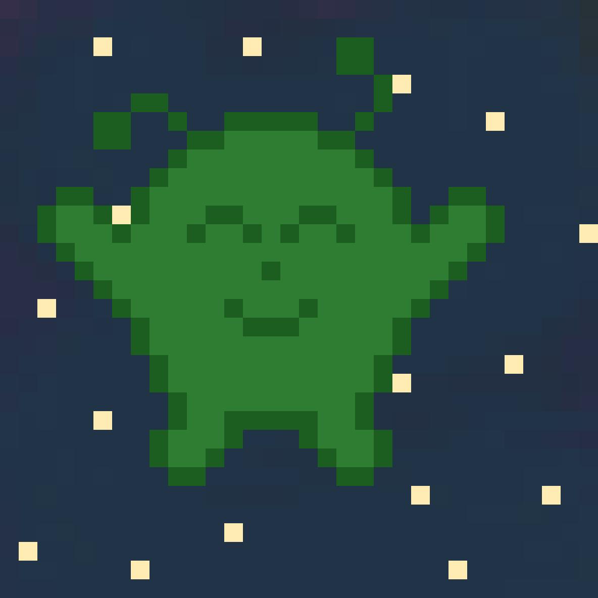 Happy Alien by AceEverwoode