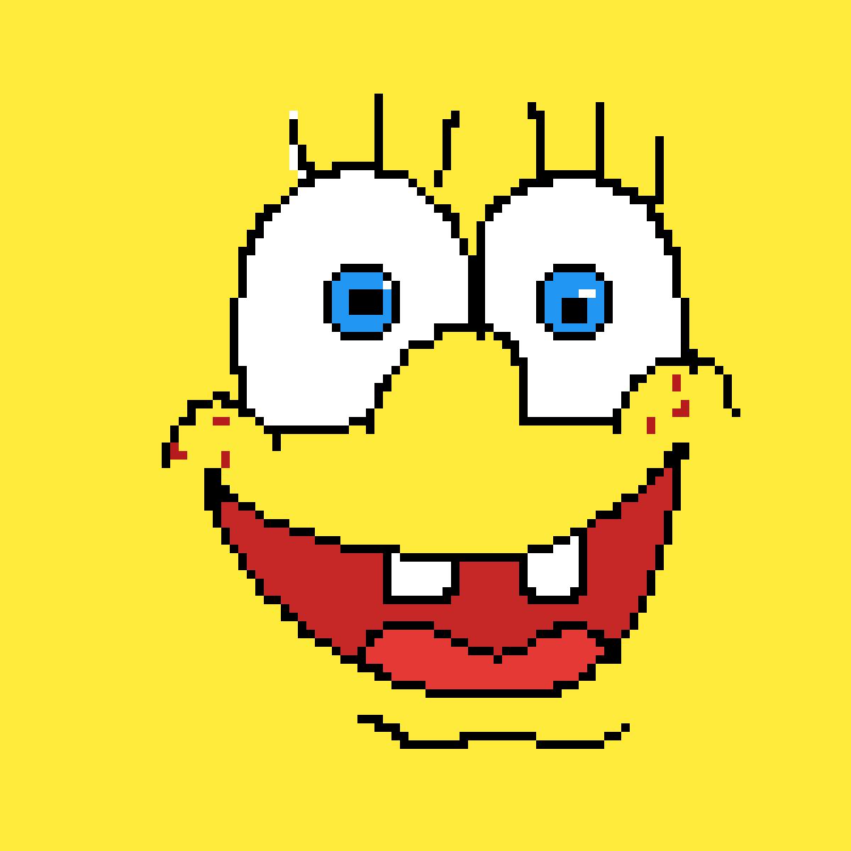An ode to Spongebob