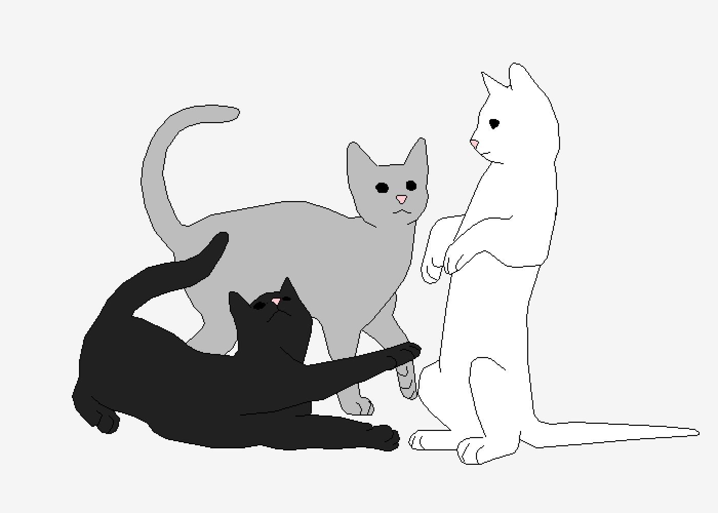 play full cat by hey-girl