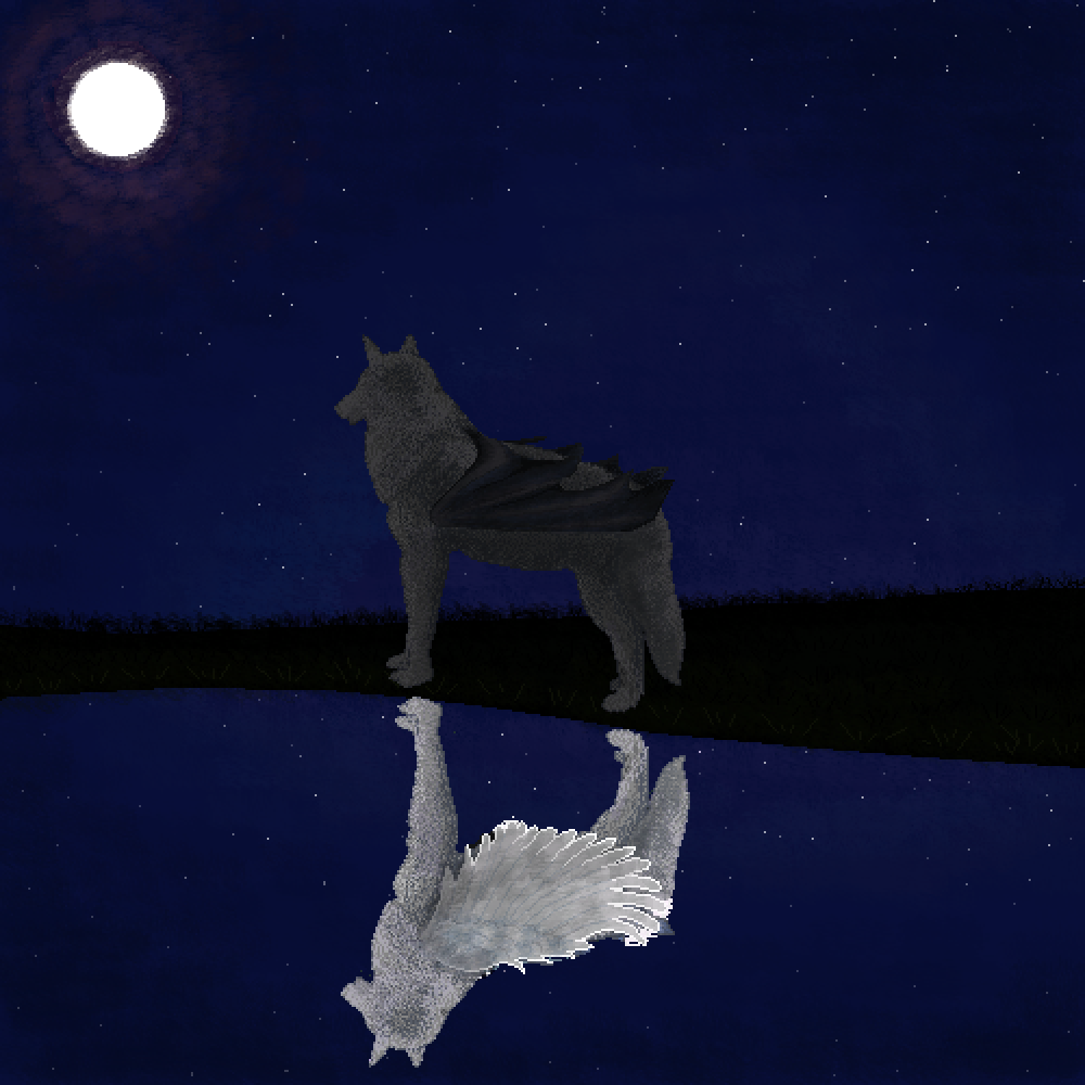 The Enchanted Wolf