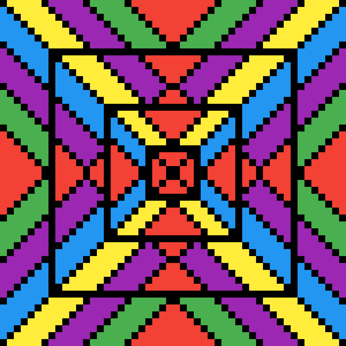 "main-image-The ""Next"" Pattern Drawing  by om05196"